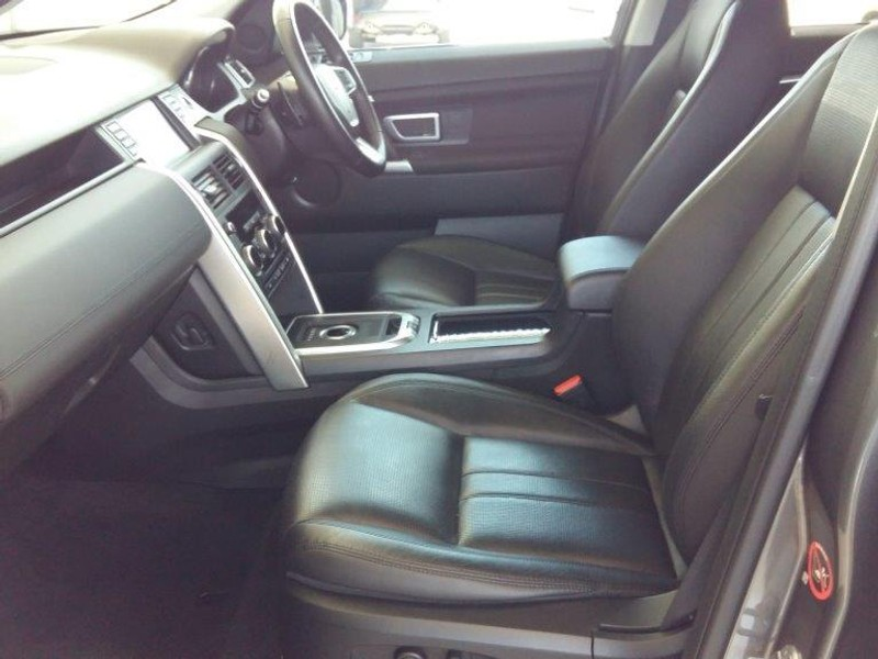 Used Land Rover Discovery Sport 2 2 Sd4 Hse For Sale In