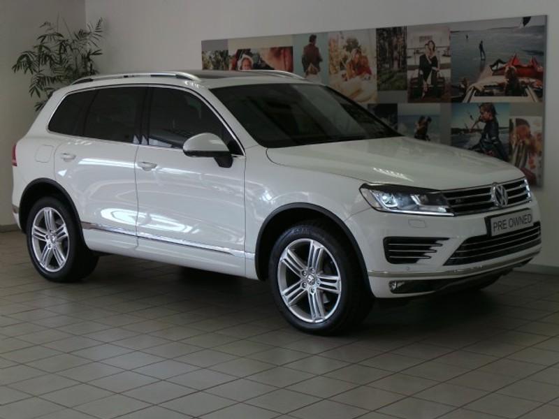 used volkswagen touareg gp 3 0 v6 tdi luxury tip for sale in gauteng id 4257230. Black Bedroom Furniture Sets. Home Design Ideas
