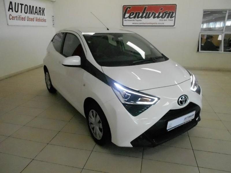 2018 Toyota Aygo 1.0 5-Door Gauteng Centurion_0