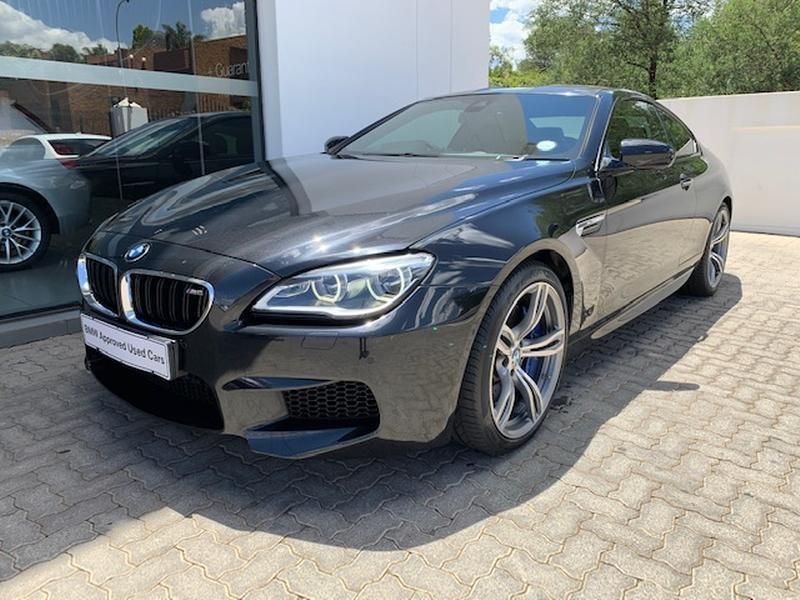 2016 BMW M6 Coupe f12  Gauteng Johannesburg_0