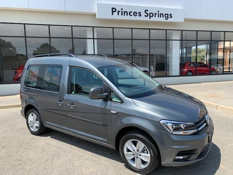 Used Volkswagen Caddy 1 0 Tsi Trendline For Sale In Gauteng Cars