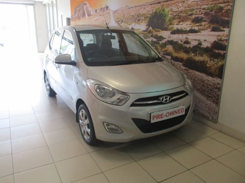 2016 Hyundai i10 1.1 Gls  Gauteng Magalieskruin_0