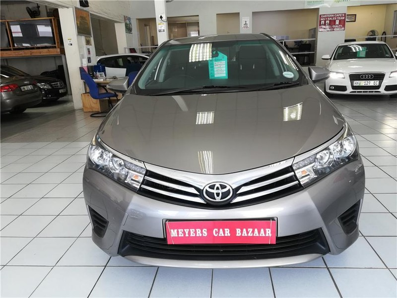 Used Toyota Corolla 1 4D Esteem for sale in Eastern Cape - Cars co