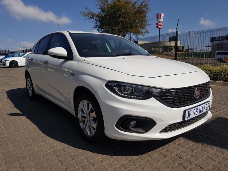 2019 Fiat Tipo 1.4 Easy 5-Door Gauteng Midrand_0