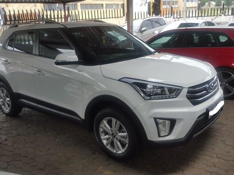 Used Hyundai Creta 16 Executive Auto For Sale In Gauteng Carsco