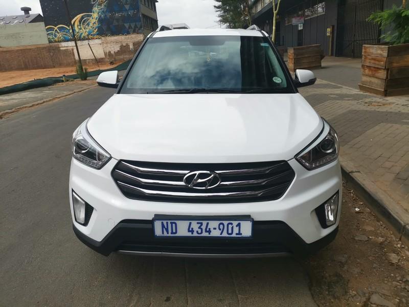 Used Hyundai Creta 16 Executive At For Sale In Gauteng Carsco