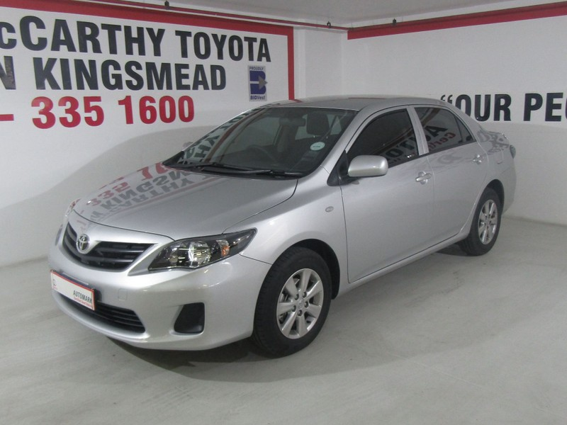 Toyota corolla 160i gle for sale durban