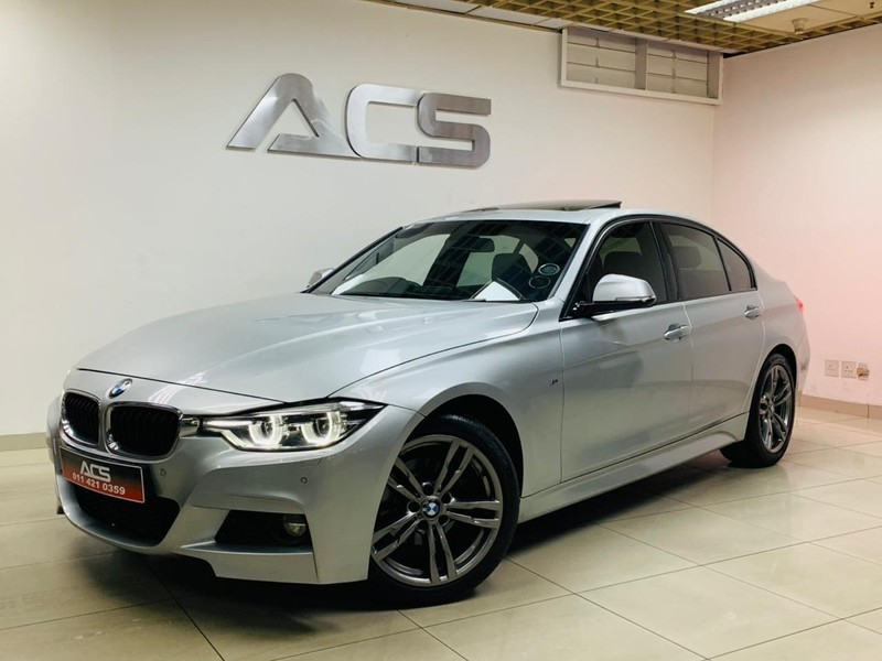 Used Bmw 3 Series 320i Msport Auto F30 Facelift 22000kms For Sale