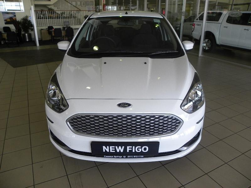 used ford figo 1 5ti vct trend auto  5-door  for sale in gauteng