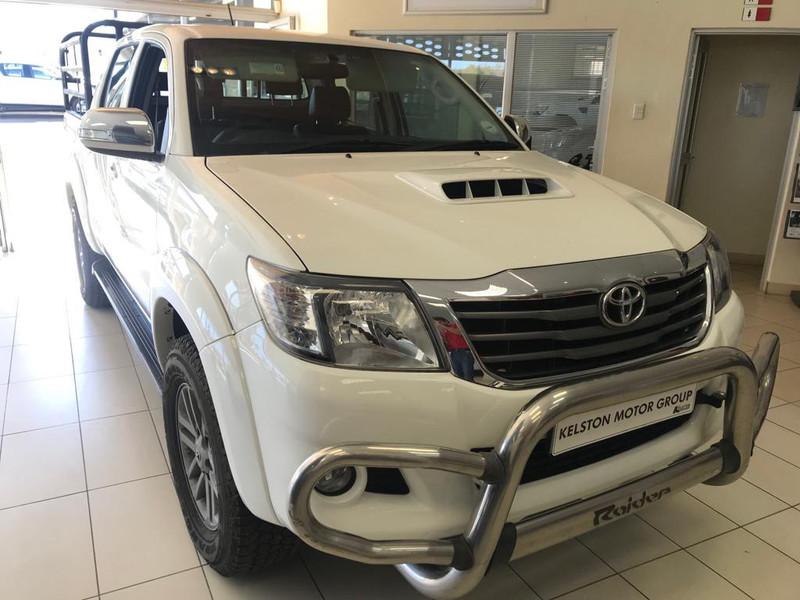 2015 Toyota Hilux 3.0 D-4D LEGEND 45 4X4 Double Cab Bakkie Eastern Cape Port Elizabeth_0