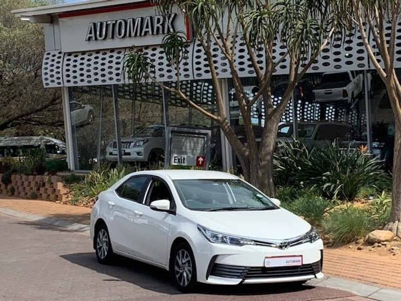 Used Toyota Corolla 1 4d Prestige For Sale In Gauteng Cars Co Za