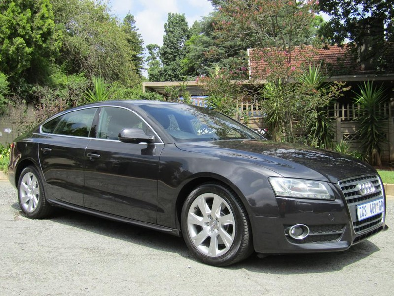 Used Audi A5 Sportback 20tfsi Multitronic For Sale In Gauteng