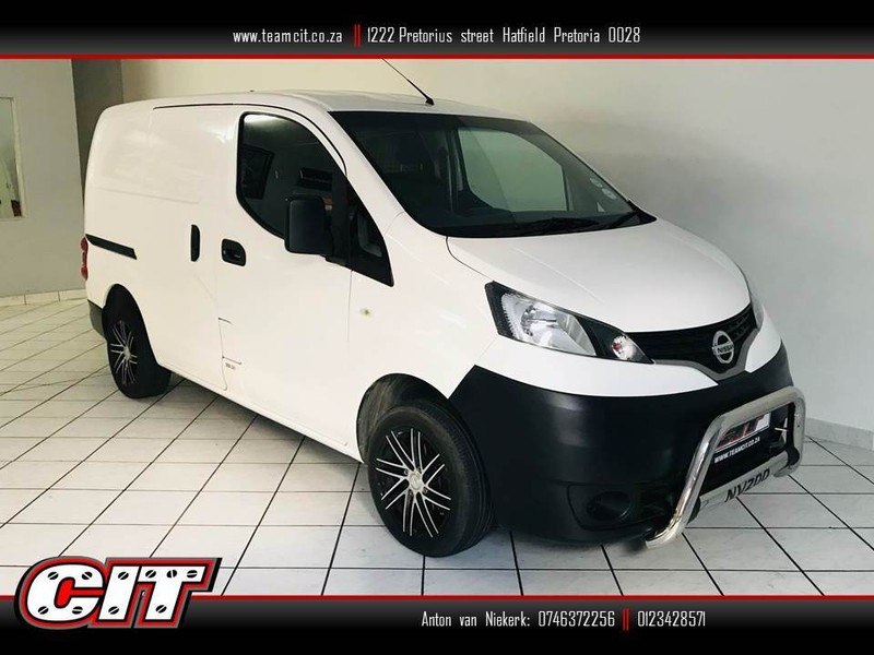 cd6556e736 Used Nissan NV200 1.5dCi Visia F C Panel van for sale in Gauteng ...