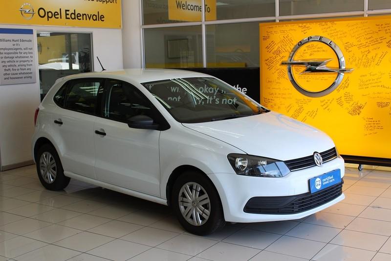 Used Volkswagen Polo 1 2 Tsi Trendline 66kw For Sale In Gauteng