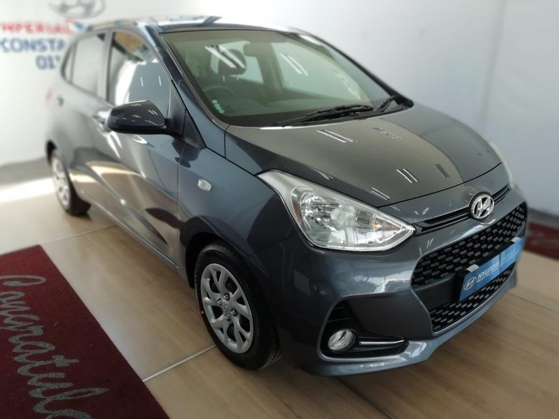 Used Hyundai I10 Grand I10 1 0 Motion For Sale In Gauteng Cars Co