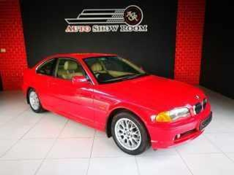 Used BMW 3 Series 323i Ci Coupe A/t (e46) for sale in Gauteng - Cars