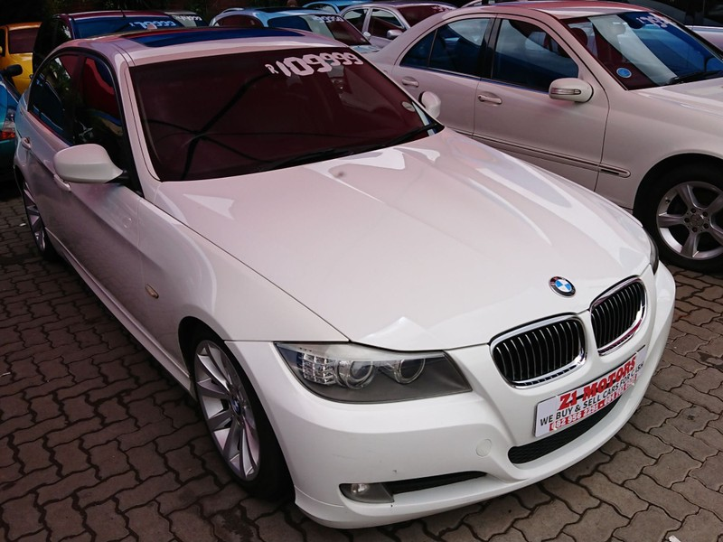 Used BMW 3 Series 320d A/t (e90) for sale in North West