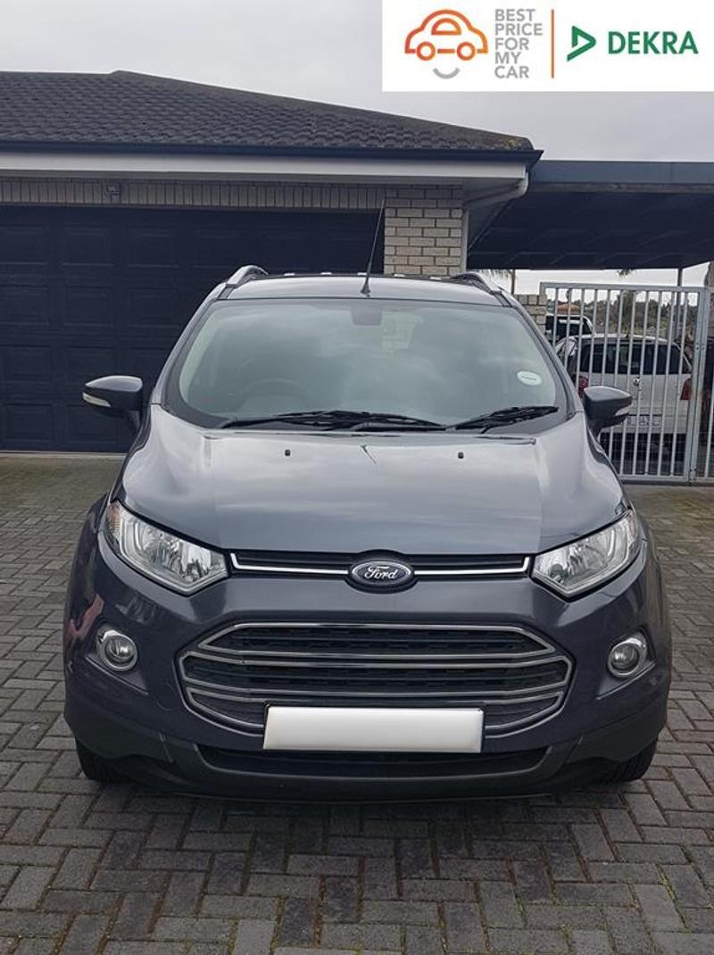 2017 Ford EcoSport 1.5TiVCT Titanium Auto Western Cape Goodwood_0
