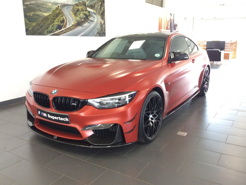 2018 BMW M4 Coupe M-DCT Competition Kwazulu Natal Newcastle_0