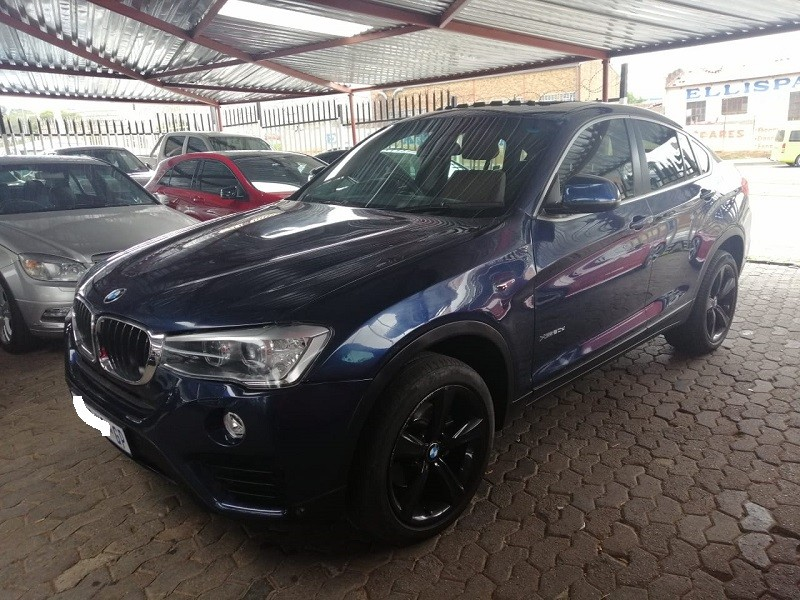 Used Bmw X4 Xdrive20d For Sale In Gauteng Cars Co Za Id