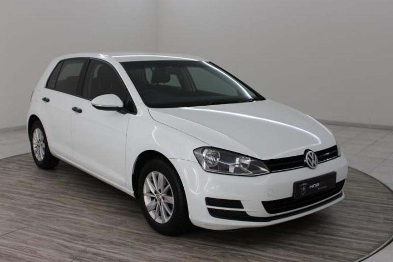 2015 Volkswagen Golf Vii 1.4 Tsi Trendline  Gauteng Boksburg_0