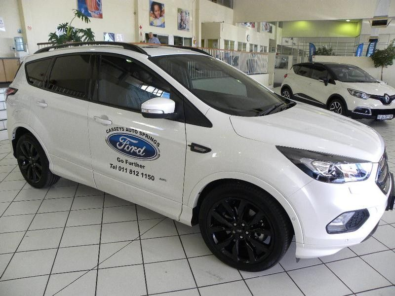 used ford kuga 2 0 ecoboost st awd auto for sale in. Black Bedroom Furniture Sets. Home Design Ideas