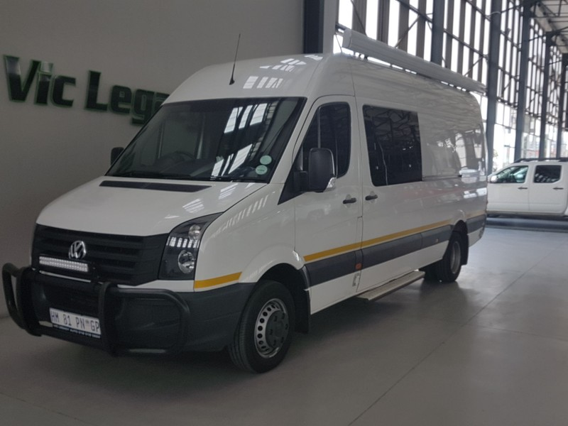 Used Volkswagen Crafter 50 2 0 Bitdi Hr 120kw F/c P/v for sale in