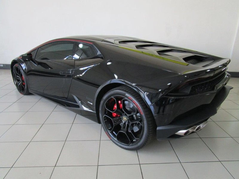 Used Lamborghini Huracan Lp610 4 Coupe For Sale In Gauteng Cars Co