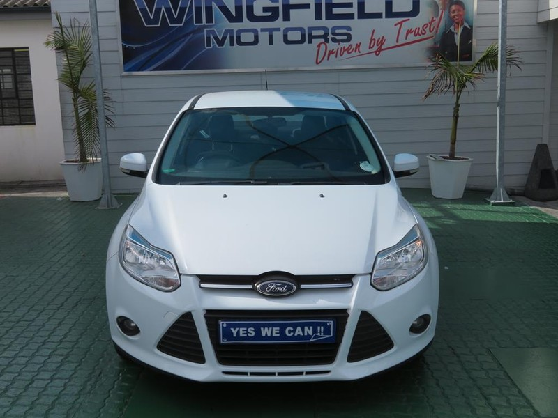 2013 Ford Focus 2.0 Gdi Trend Powershift  Western Cape Cape Town_0