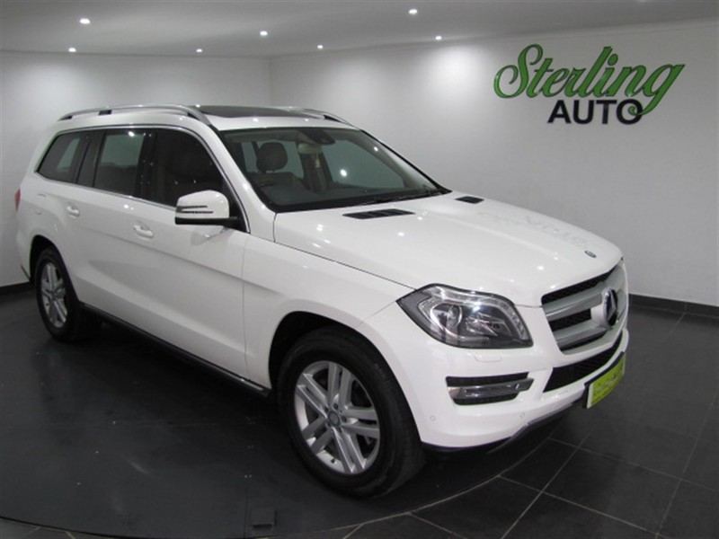 Used Mercedes Benz Gl Class 350 Bluetec For Sale In Gauteng Cars