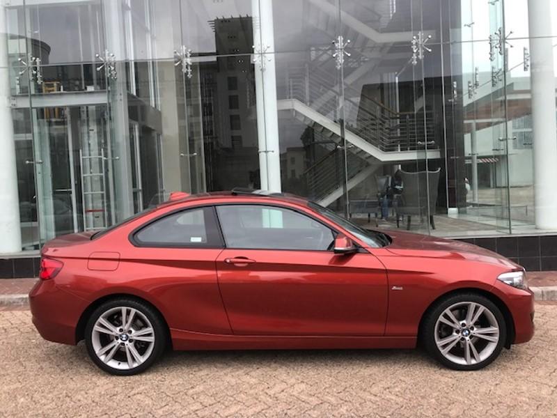 2018 BMW 2 Series 220D Sport Line Auto Western Cape Cape Town_0