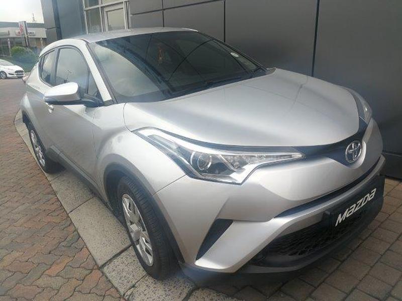 2017 Toyota C-HR 1.2T Gauteng Boksburg_0