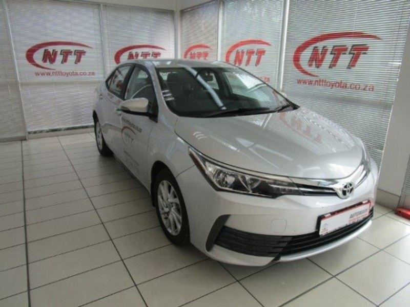 Used Toyota Corolla 1 4d Prestige For Sale In Mpumalanga Cars Co