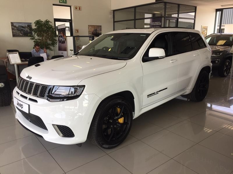 Jeep Grand Cherokee Trackhawk For Sale >> Used Jeep Grand Cherokee 6.2 S/C Trackhawk for sale in
