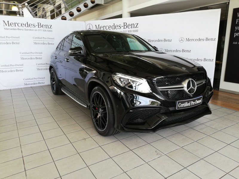 Used Mercedes Benz Gle Class 63 S Amg For Sale In Gauteng Cars Co