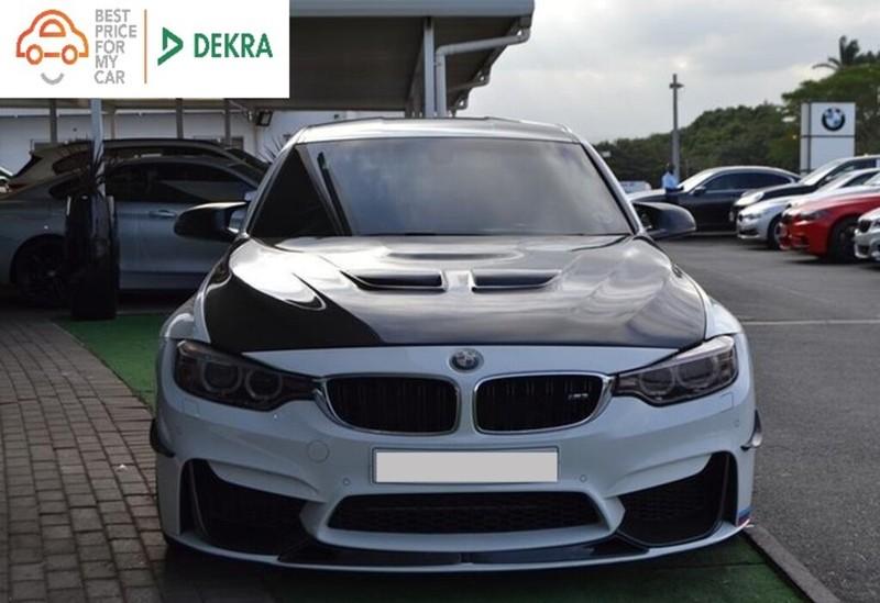 2016 BMW M3 M-DCT Western Cape Goodwood_0
