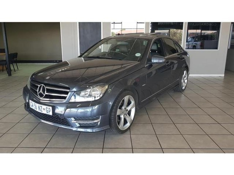 used mercedes-benz c-class c200 be avantgarde a/t for sale in
