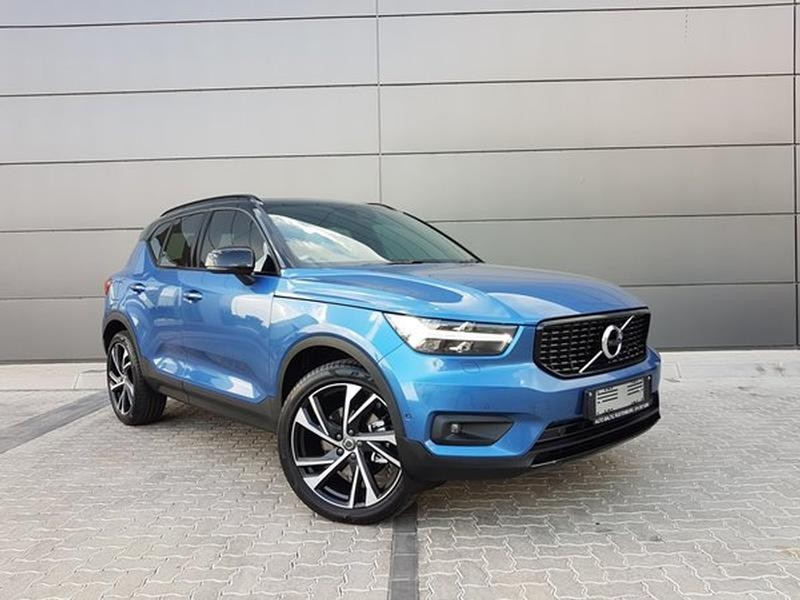 used volvo xc40 t5 r design awd for sale in north west. Black Bedroom Furniture Sets. Home Design Ideas