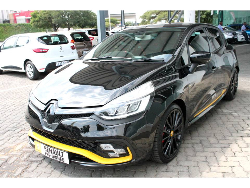 Used Renault Clio Iv Rs 18 F1 Edc For Sale In Gauteng