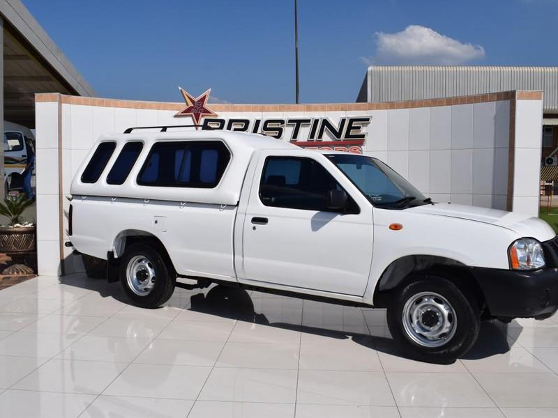2013 Nissan NP300 Hardbody 2.0i LWB k08k37 Bakkie Single cab Gauteng De Deur_0