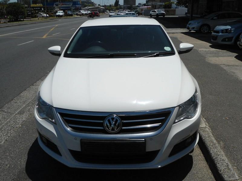 2011 Volkswagen CC 2.0 Tdi Dsg  Western Cape Bellville_0