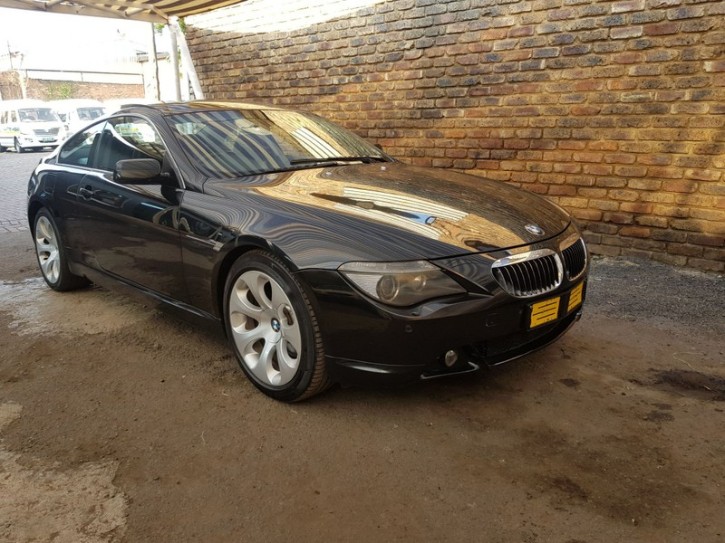 Used Bmw 6 Series 650i Coupe Individual At E63 For Sale In