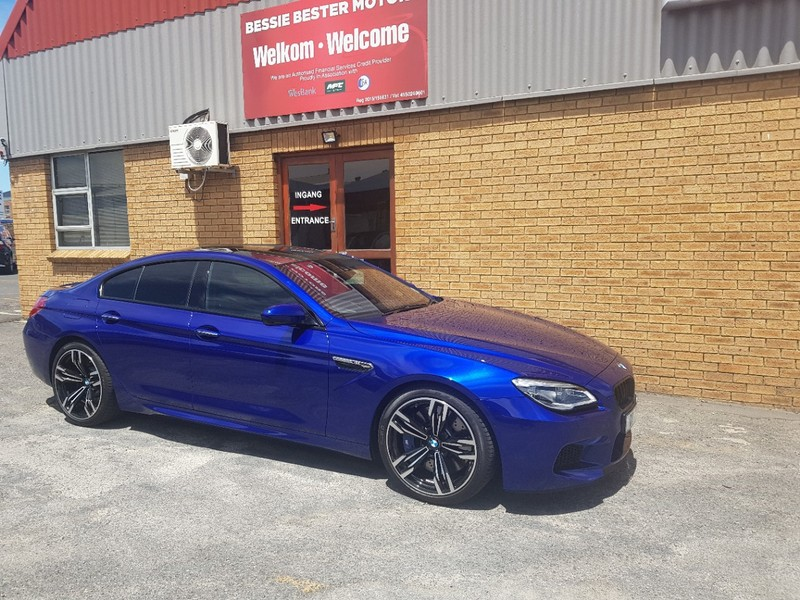 Bmw M6 Gran Coupe >> Used Bmw M6 M6 Gran Coupe M Dct For Sale In Western Cape Cars Co