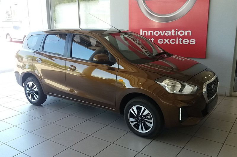 Used Datsun Go 1 2 Lux 7 Seater For Sale In Gauteng Cars Co Za