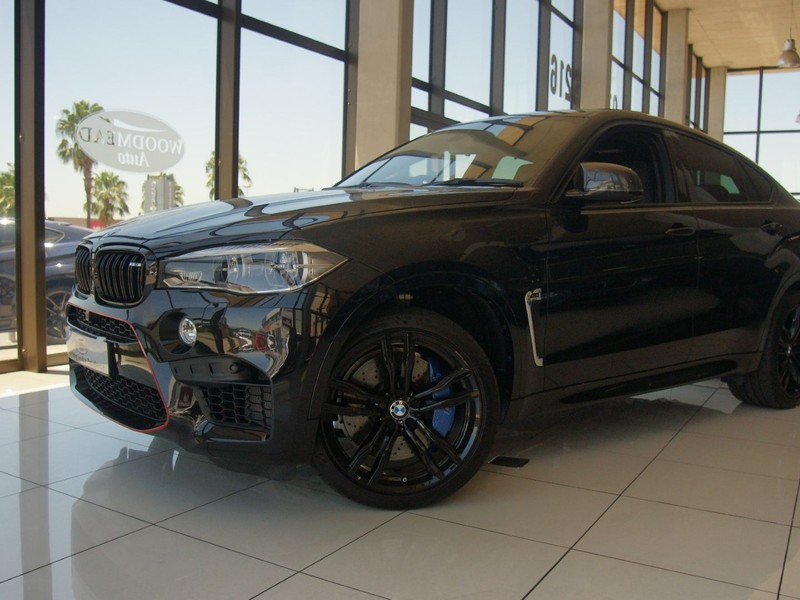 Used Bmw X6 2018 Bmw X6m Black Fire Edition For Sale In