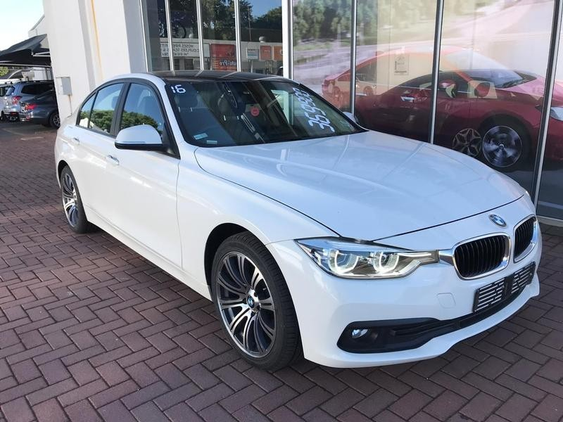 Used Bmw 3 Series 320d Luxury Line Auto For Sale In Gauteng
