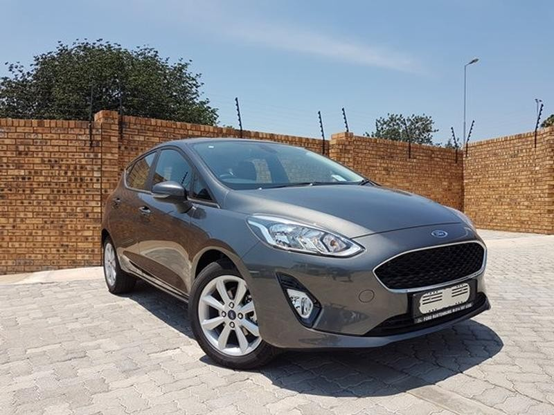 used ford fiesta 1 0 ecoboost trend 5-door for sale in north west province