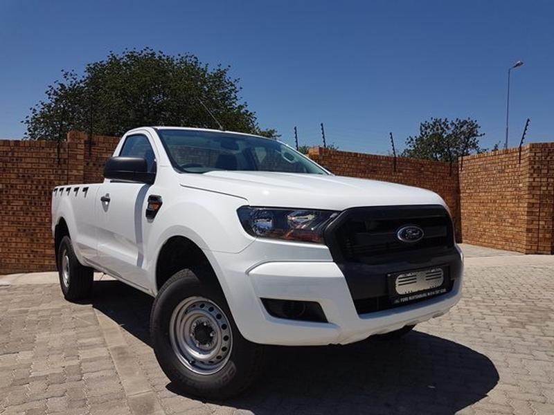 2019 Ford Ranger 2.2TDCi XL Auto Single Cab Bakkie North West Province Rustenburg_0