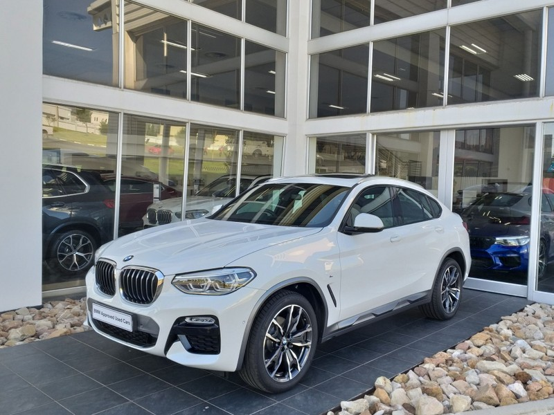 Used Bmw X4 Xdrive20d M Sport X For Sale In Mpumalanga Cars Co Za