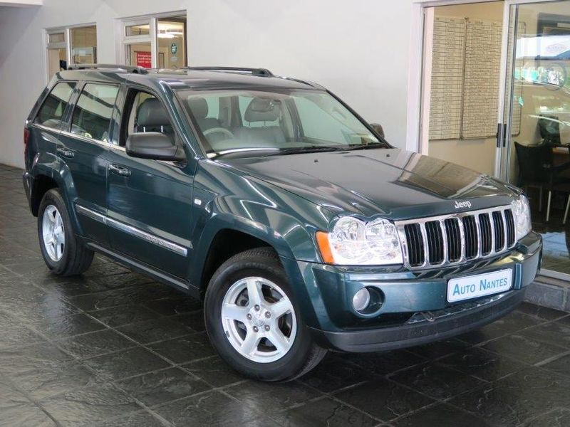 used jeep grand cherokee 5.7 hemi v8 ltd for sale in western cape